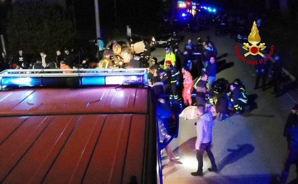 Tragedia in discoteca a Corinaldo: i soccorsi e le indagini