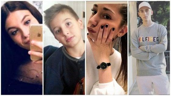 Corinaldo, una mamma e 5 ragazzini: chi sono le vittime della tragedia in discoteca