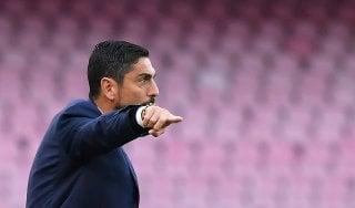 """Frosinone, Longo: """"Napoli grande squadra, guardiamo avanti con fiducia"""""""