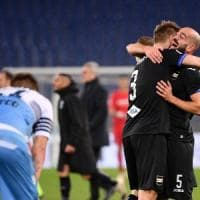 Lazio-Sampdoria 2-2: finale thrilling all'Olimpico, Saponara gela i biancocelesti al 99'