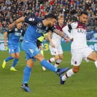 Empoli-Bologna 2-1: i toscani inguaiano Pippo Inzaghi