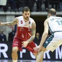 Basket, Pistoia non si ferma: Brescia cade ancora fuori casa