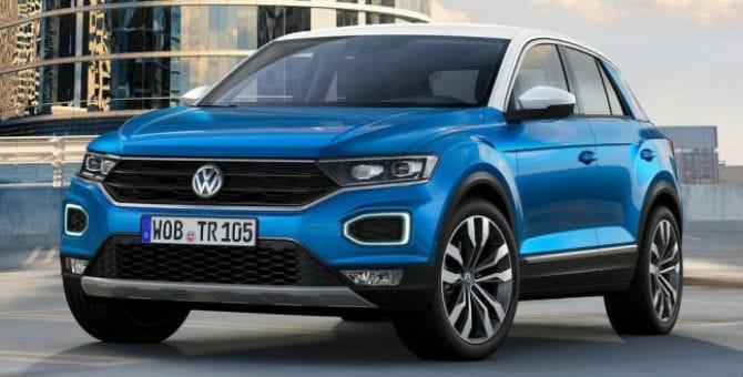 Volkswagen T-Roc, debutta il nuovo diesel