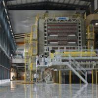 Istat, produzione industriale in lieve rialzo a ottobre
