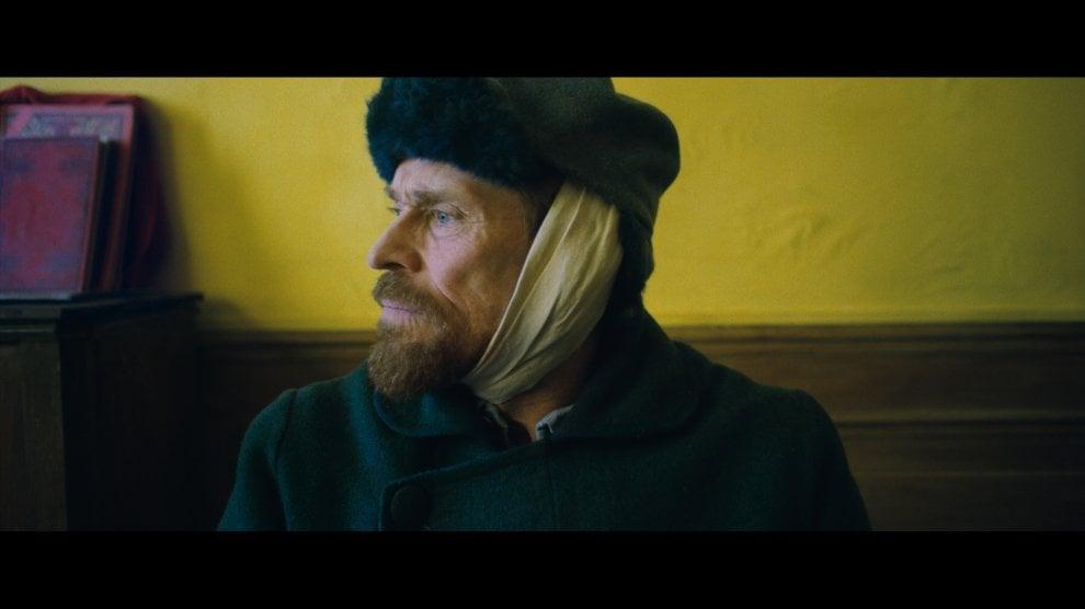 'Sulla soglia dell'eternità', van Gogh visto da Julian Schnabel