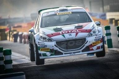 Paolo Andreucci e Anna Andreussi, stagione rally 2018 da incorniciare