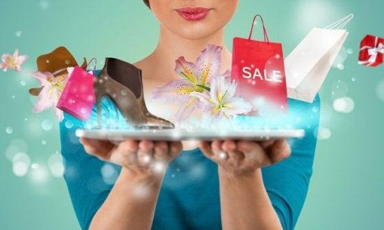E-commerce, non si ferma la crescita dei marchi di moda