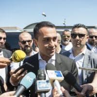 """Di Maio: """"Bene le imprese da Salvini. Da lui le parole, i fatti al Mise"""". Il vicepremier..."""