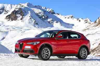 Alfa Romeo, al via il Winter Tour 2019