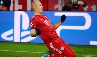 """Bundesliga, Robben: """"Forse a fine stagione smetto, ma se arriva una buona offerta..."""""""