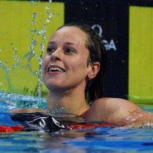 Nuoto, Mondiali vasca corta: per Federica Pellegrini obiettivo 50 podi