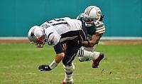 Miracolo a Miami, Brady  fa il record ma va ko