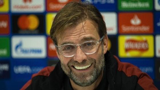 """Liverpool, Klopp: ''Artefici del nostro destino', abbiamo buone chance di passare"""""""