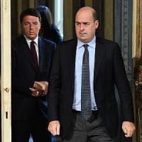 """Pd, il dilemma dei renziani sul candidato. Oggi la scelta. Renzi: """"Non sono in corsa e..."""