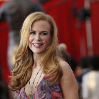 Nicole Kidman, mamma a casa e sul set: