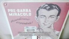 Proraso: quell'uomo col rossetto diventato l'icona della rasatura