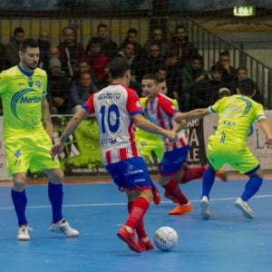Calcio a 5, Serie A: Marcelinho rovina la festa al Maritime