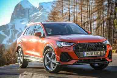 Audi e Cortina,  l'avventura continua