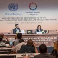 """Global Compact, Croce Rossa: """"Passi avanti, sebbene sia a rischio l'identità degli operatori umanitari, neutrali per definizione"""