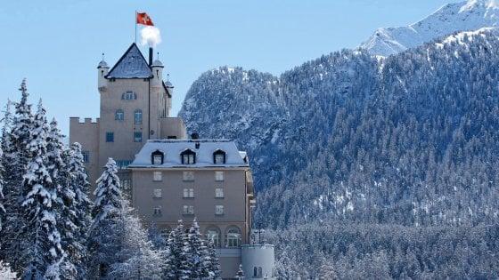 Pontresina, un paradiso di neve  nel cuore dell'Alta Engadina