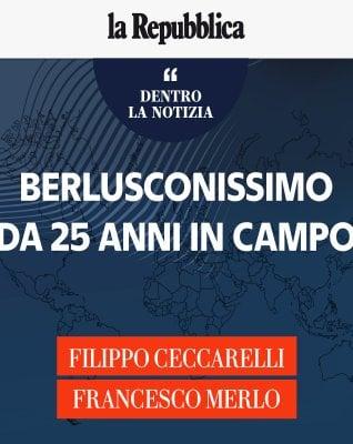Berlusconissimo, da 25 anni in campo