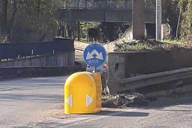 """La sicurezza stradale passa attraverso un """"Armadillo"""""""