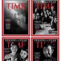 """Time sceglie le """"persone dell'anno"""" 2018: i giornalisti """"guardiani"""" della verità, c'è..."""