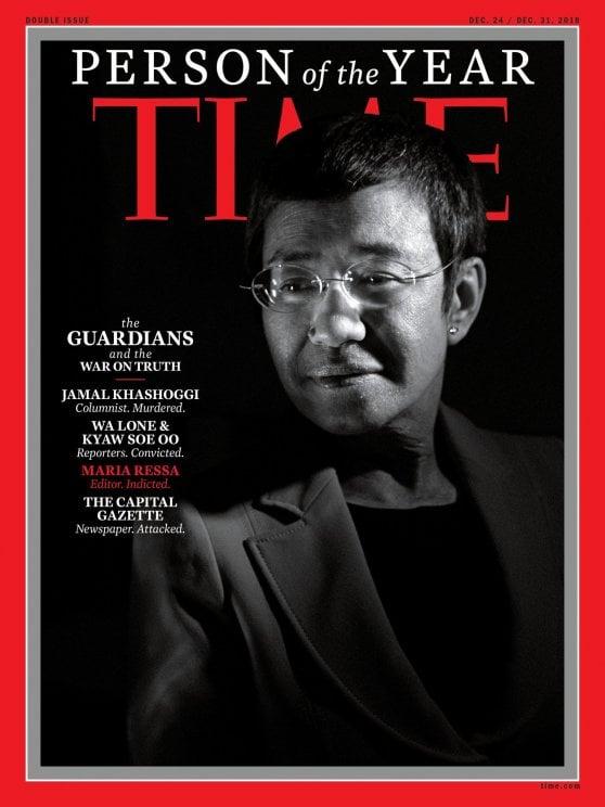 """Time sceglie le """"persone dell'anno"""" 2018: i giornalisti """"guardiani"""" della verità, c'è anche Khashoggi"""