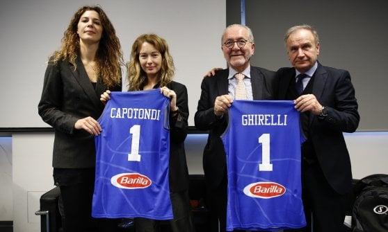 Basket, Petrucci: ''Sacchetti può restare ct a vita, nostri Nba ai Mondiali''