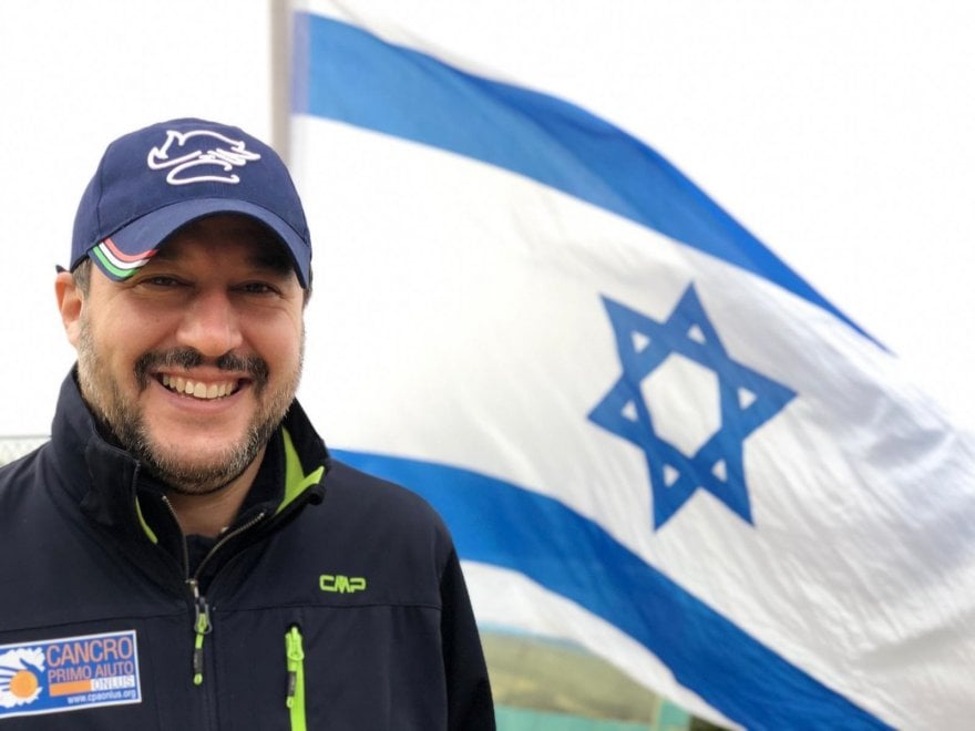 Israele, Salvini nel nord del Paese per vedere l'operazione contro i tunnel di Hezbollah