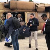 "Salvini in Israele: ""Hezbollah terroristi islamici"". Difesa: ""Dichiarazioni preoccupanti"""