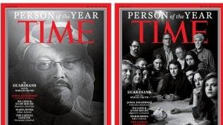 """Time elegge persone dell'anno i giornalisti, """"guardiani"""" della verità"""