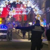 """Attentato mercatino Strasburgo, parla il testimone Roberto Pasini: """"Ero passato da lì un..."""