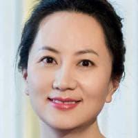 Lady Huawei in libertà dopo cauzione di 10 milioni di dollari canadesi