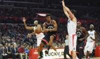 Toronto strapazza i Clippers Spurs ok, Popovich da record