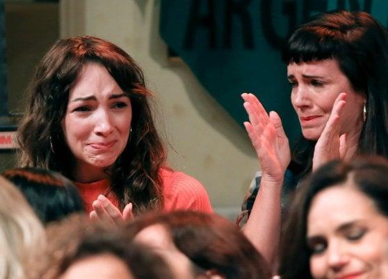 Thelma Fardin attrice del mondo di Patty denuncia lo stupro