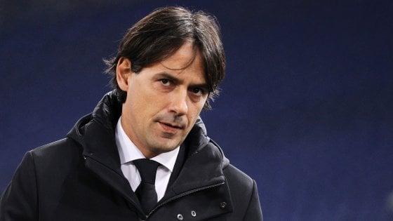 """Lazio, Inzaghi: """"Con l'Eintracht niente brutte figure. Milinkovic? Dia risposte sul campo"""""""