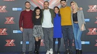 X Factor, vigilia di finale: in quattro per l'ultima sfida · Foto