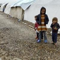 Iraq, la corsa contro il tempo per raggiungere 151.000 bambini sfollati interni a rischio per il freddo gelido