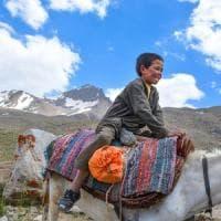 I cambiamenti climatici minacciano la vita nelle montagne: #MountainsMatter
