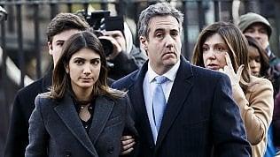 """Russiagate, condannato a tre anni Michael Cohen: """"Coprivo gli affari sporchi di Trump"""""""