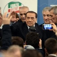 """Europee, Berlusconi: """"Molto probabile una mia candidatura"""""""