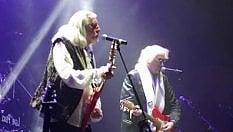 Vandelli e Shapiro insieme per cantare 'Love and Peace'