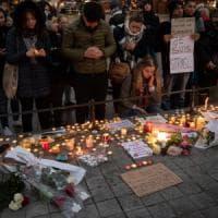 """""""Il terrorista ha preso la mira"""": il racconto delle amiche del giornalista italiano..."""