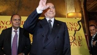 Europee, Berlusconi: