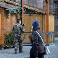 """Strasburgo, l'attentatore: """"Vendetta per i fratelli morti in Siria"""""""