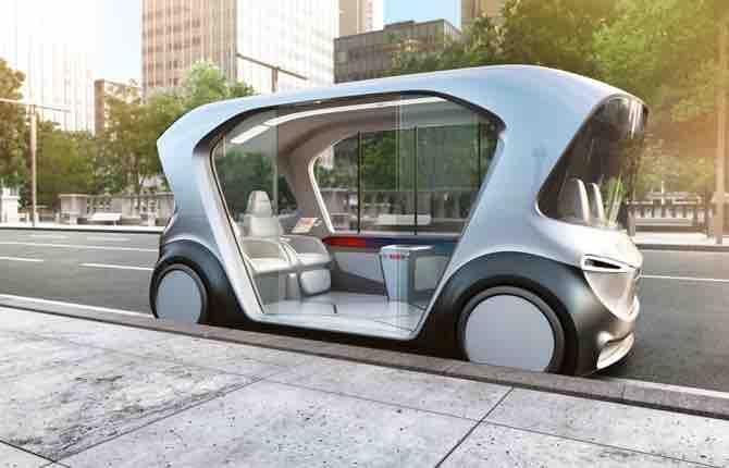 Bosch, prove di futuro