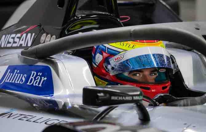 Formula E, anche Nissan scende in pista