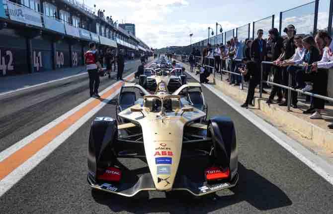 Formula E, nuova monoposto per DS