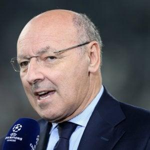 """Inter, Marotta ad: """"Inizia percorso vincente"""""""